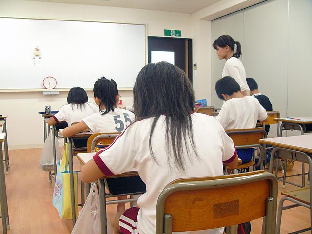 小学校 小学校2年 算数 : 立志塾可児校校舎完成その4 - Risshijuku official blog